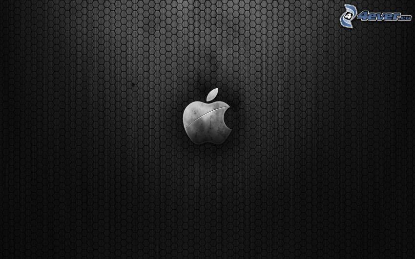 Apple, hexagones