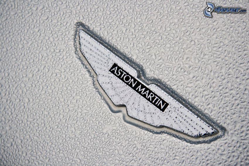 Aston Martin, gouttes d'eau