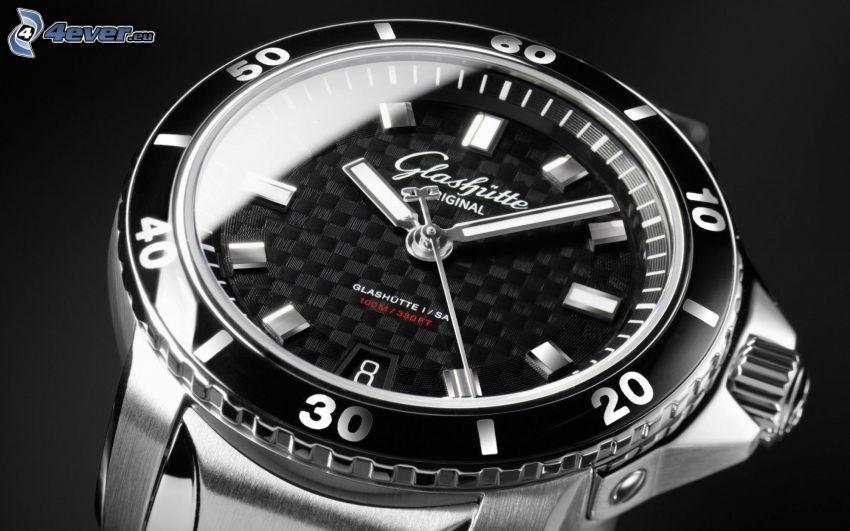 montre, Glashütte