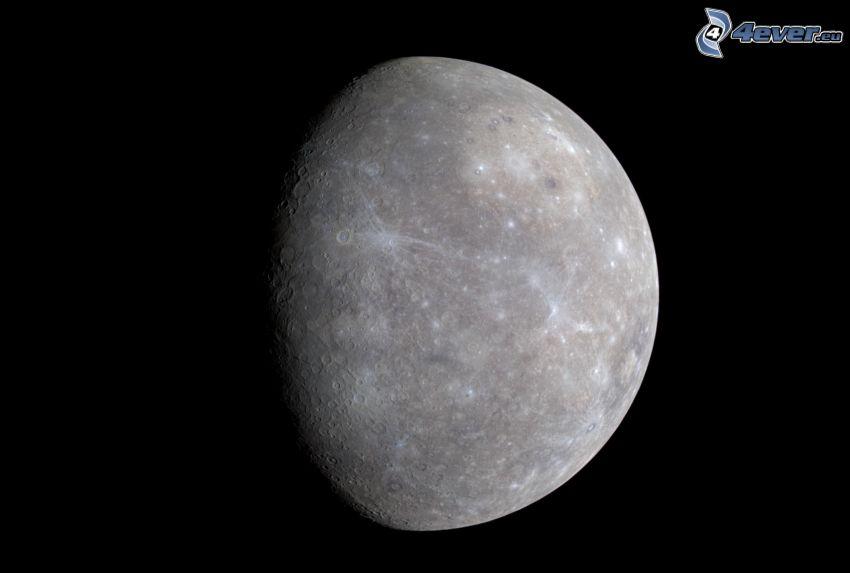 Mercure, planète
