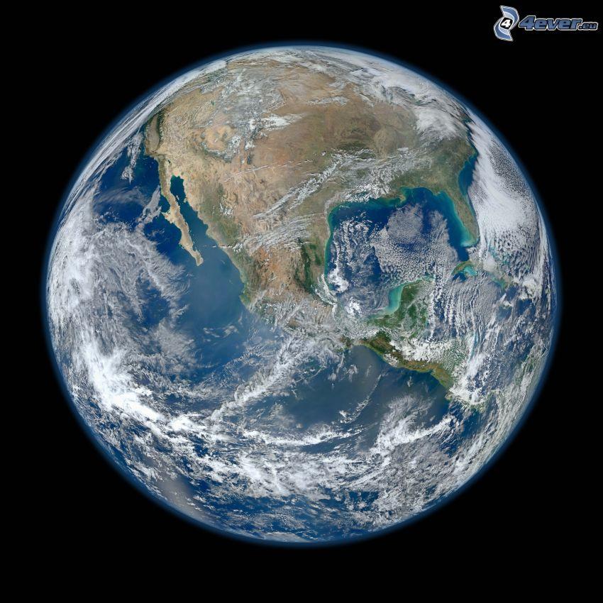 planète Terre, Amérique