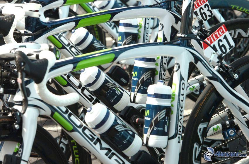 Pinarello, les vélos de route, Tour De France