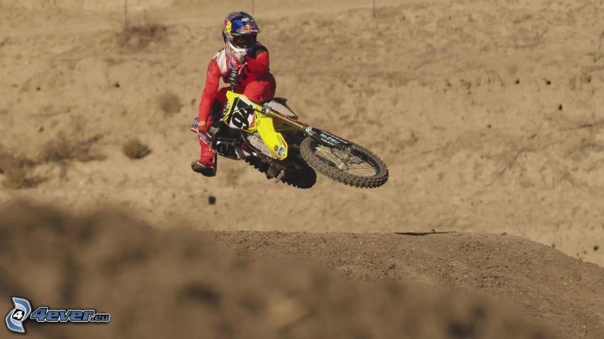 Ken Roczen, motocross, saut