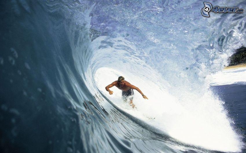 surf, vague