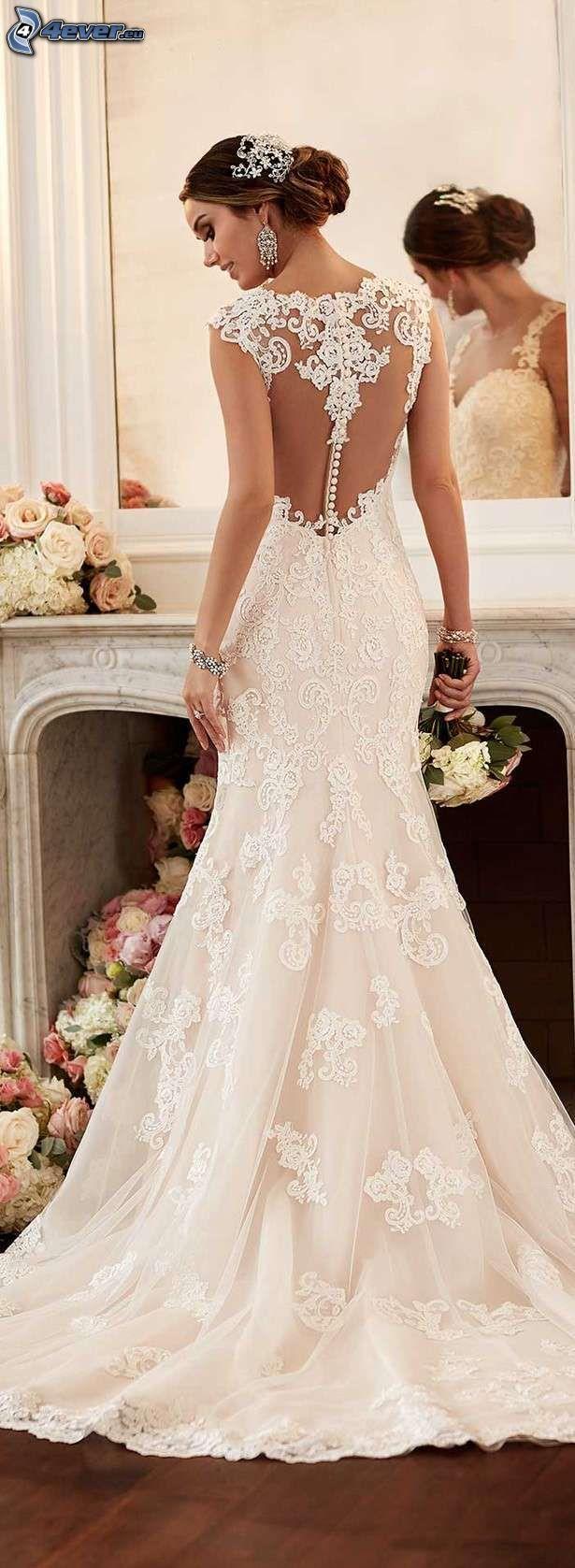 robes de mariée, mariée, bouquet de mariage