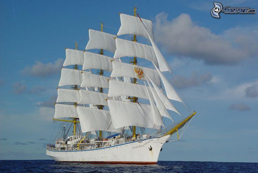Sørlandet, bateau à voile