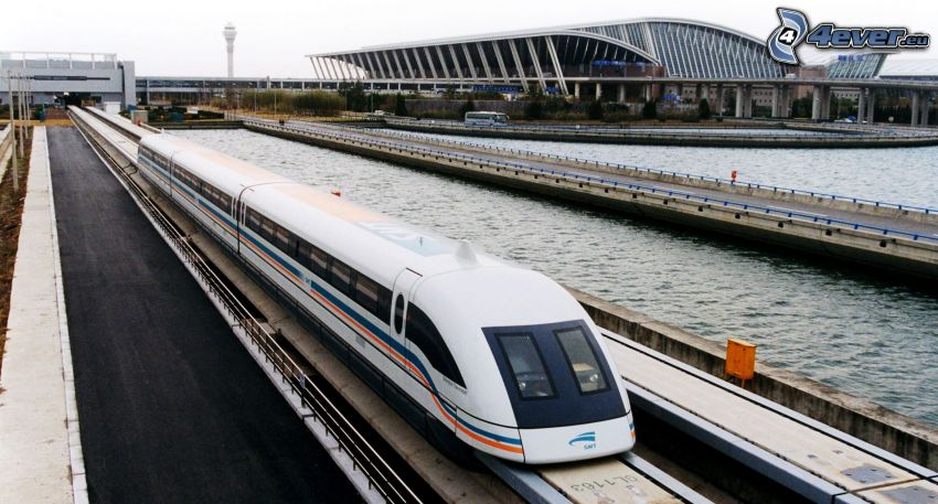 Maglev, train