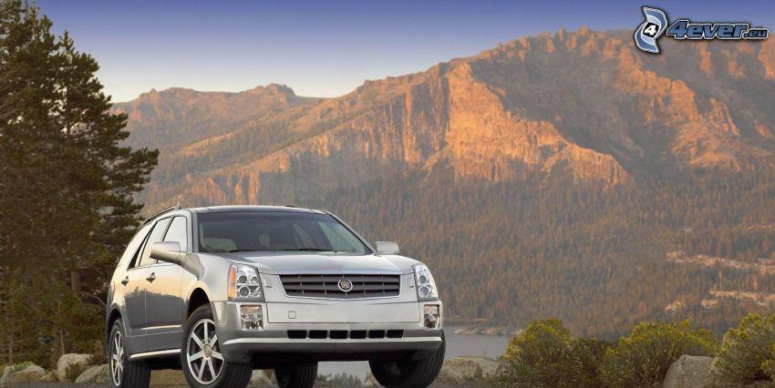 Cadillac, collines