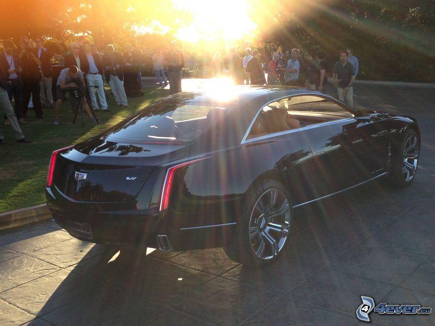 Cadillac Elmiraj, rayons du soleil
