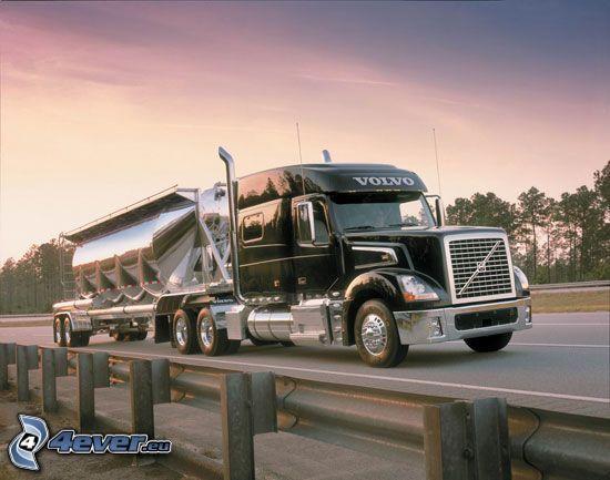 camion, Volvo