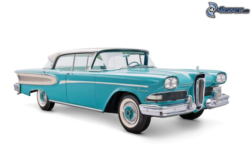 Edsel Corsair, automobile de collection