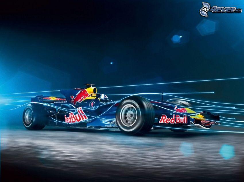 formule, Red Bull