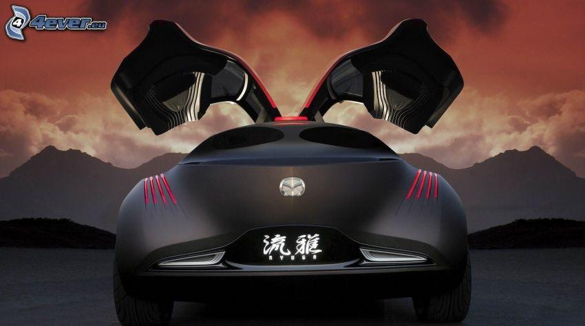 Mazda, porte, concept
