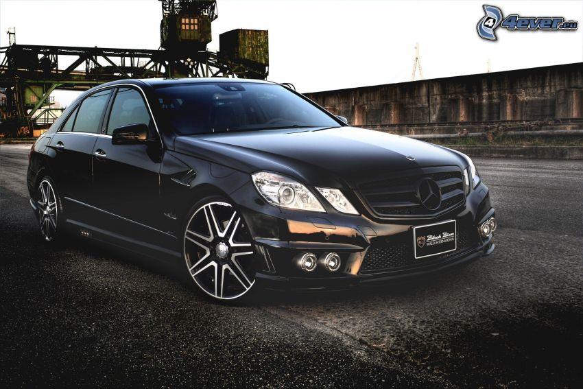 Mercedes-Benz, l'usine