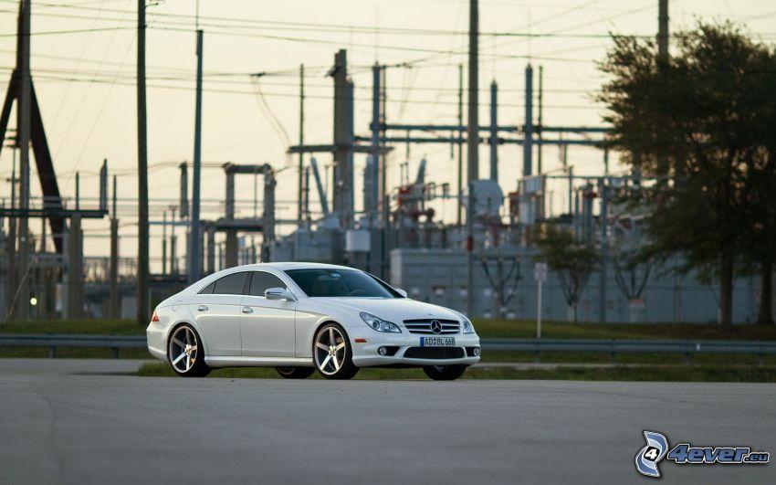 Mercedes CLS 63 AMG, l'usine