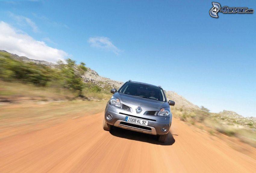 Renault, la vitesse