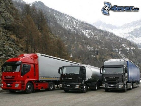 camion, Iveco