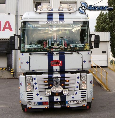 Renault, camion
