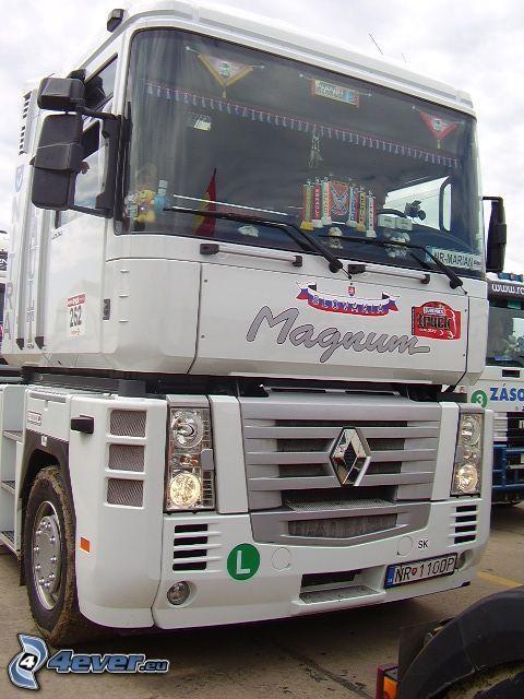 Renault Magnum, camion