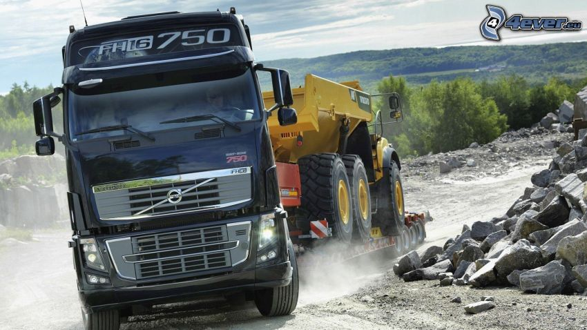 Volvo FH16, camion