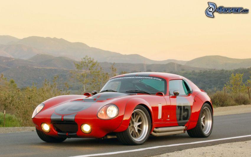 Shelby Cobra Daytona, collines
