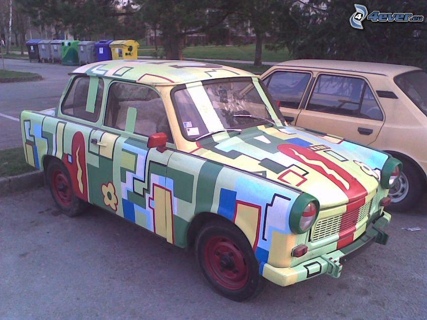 Trabant, automobile de collection