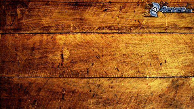 Parete di legno , tavole