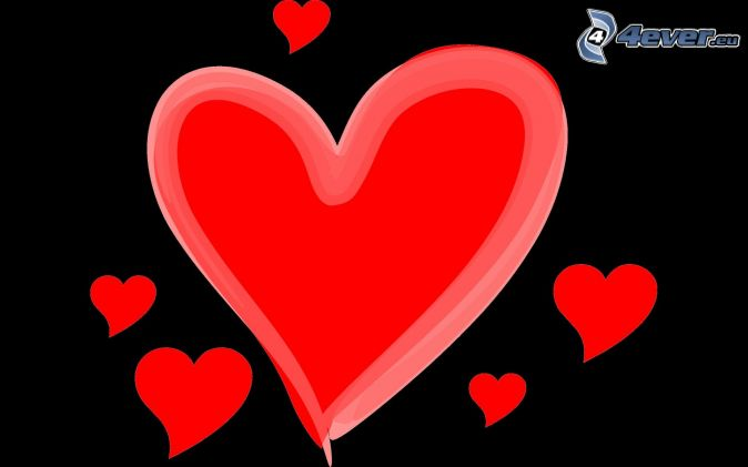 Cartoon Love Heart