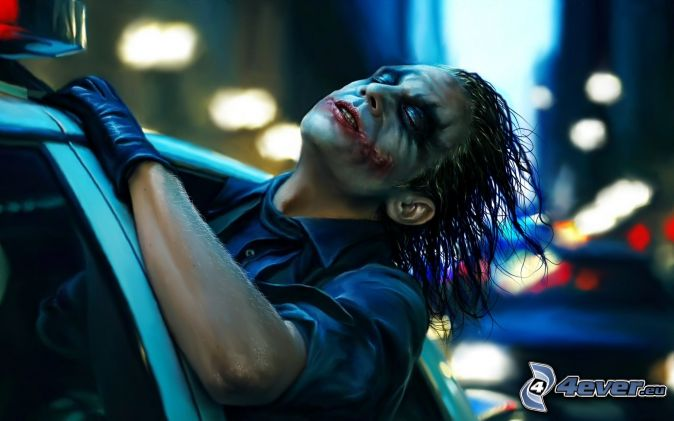 Joker, The Dark Knight Rises, Heath Ledger