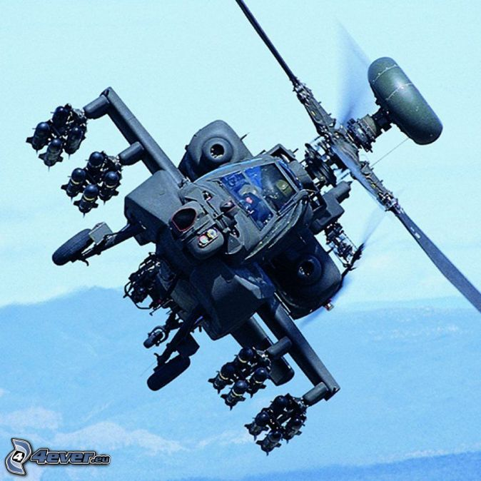 Elicottero Militare : Apache