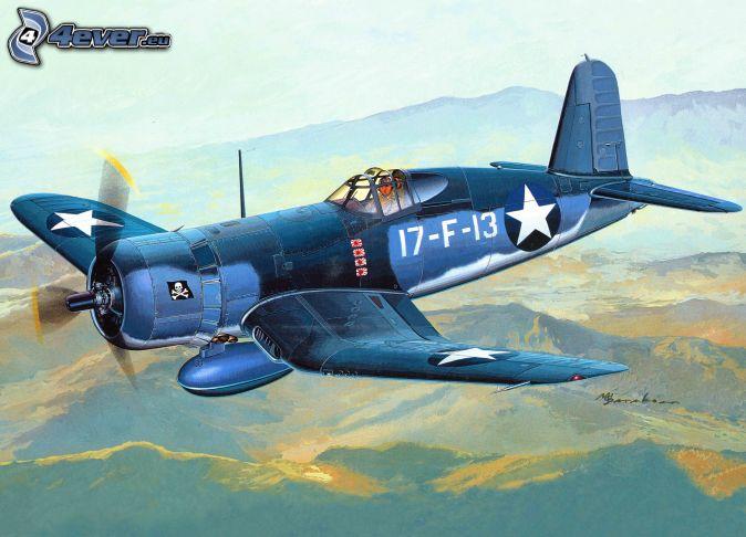 Aereo Da Guerra Caccia : Seconda guerra mondiale