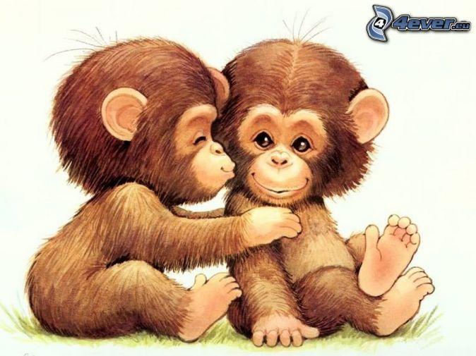 Giochi di scimmie