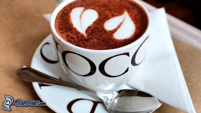 Popolare Una tazza di caffè WZ77