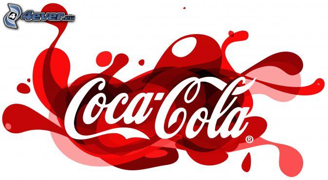 Coca Cola, macchie