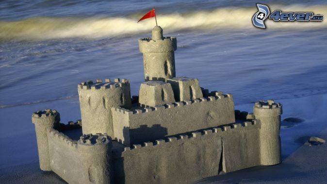 Castello di sabbia - Immagini di spongebob e sabbia ...