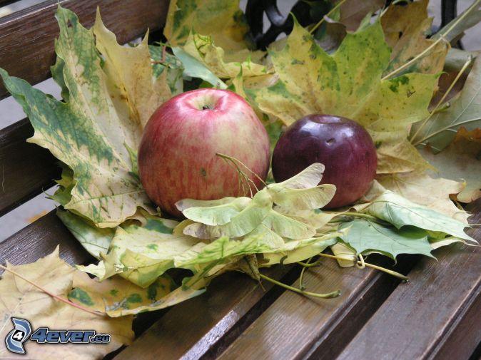 Mele rosse - Immagini stampabili di mele ...
