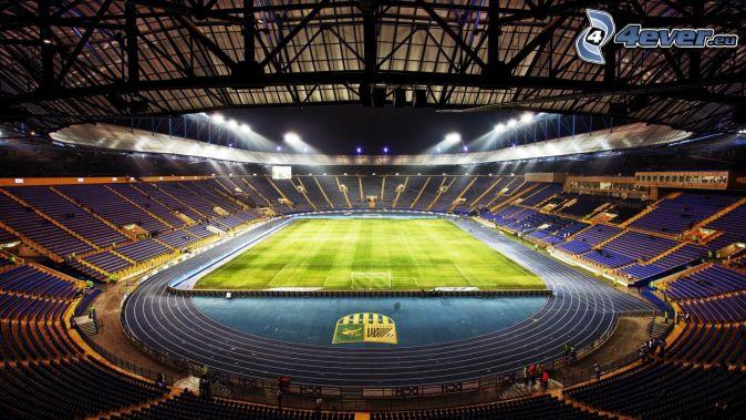 stadio di calcio, parco giochi