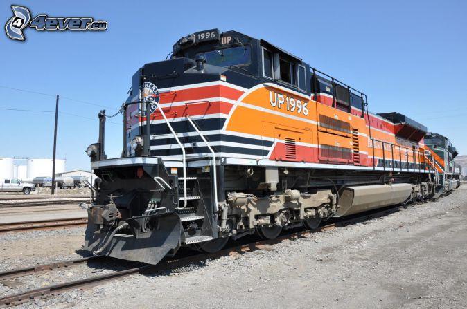locomotiva, Union Pacific