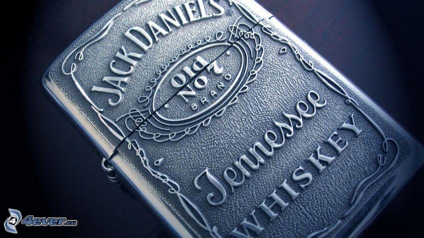 accendino, Jack Daniel's