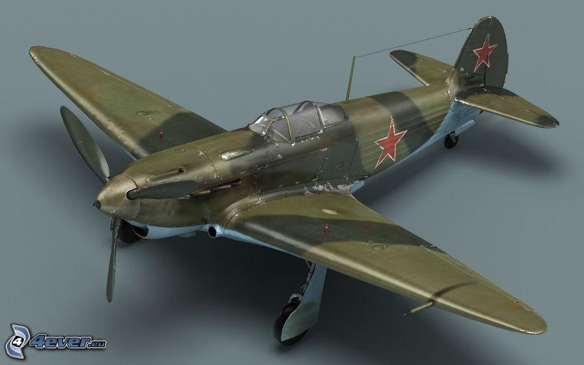 aereo da caccia, model