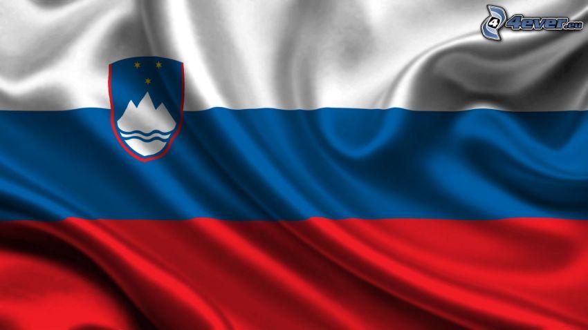 bandiera, Slovenia