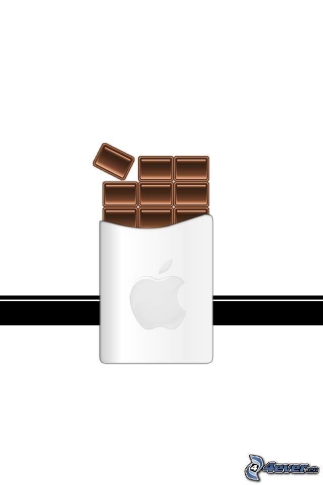 cioccolato, Apple