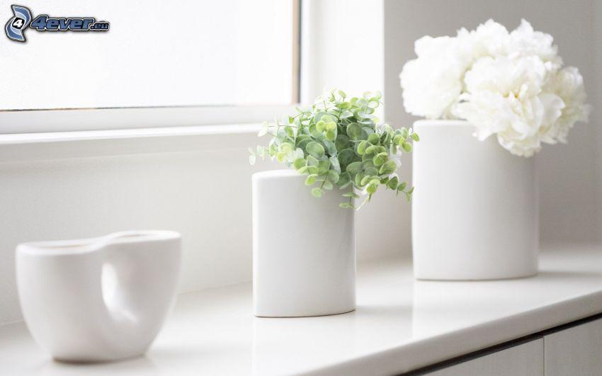 fiori in un vaso