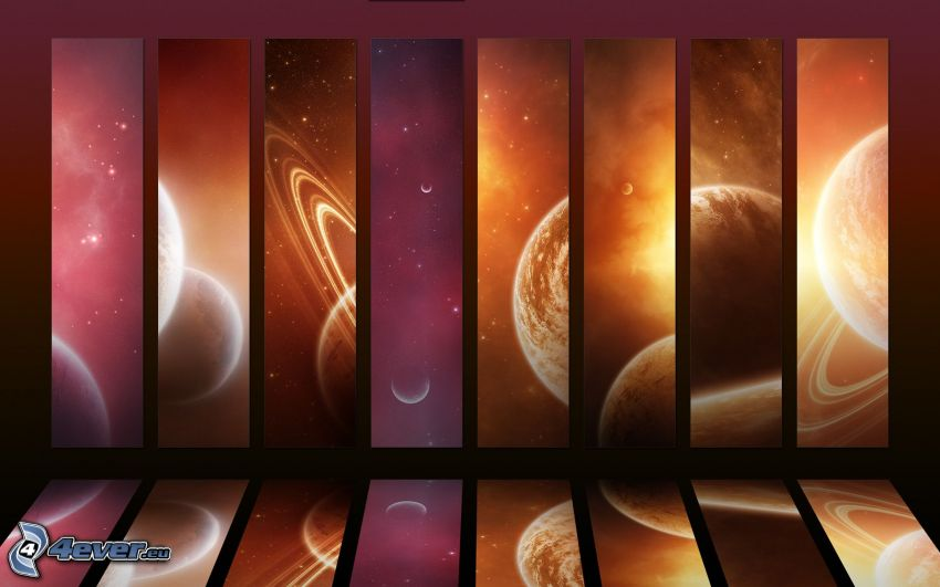 immagini, pianeti