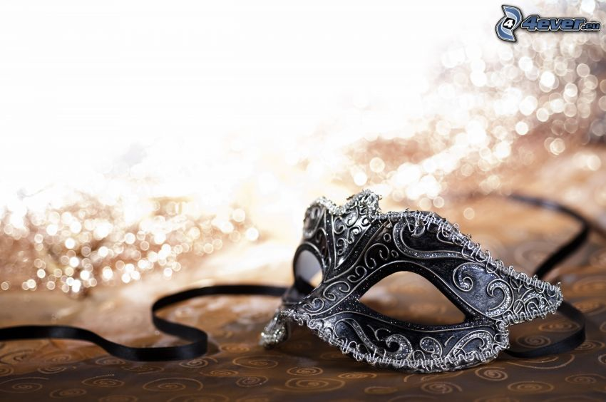 mascherina, maschera