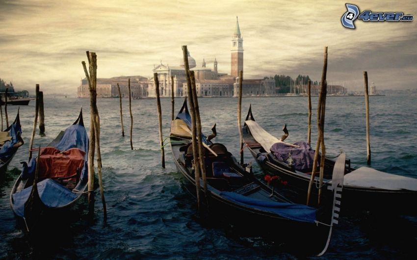 navi, Venezia