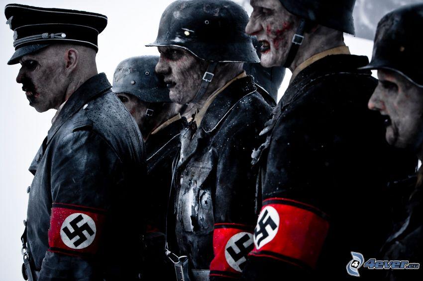 Nazisti, zombies