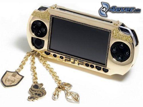 Playstation Portable, hip hop, accessorio moda