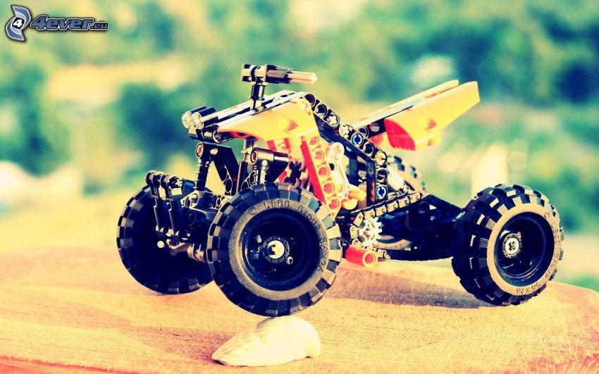 quad, Lego