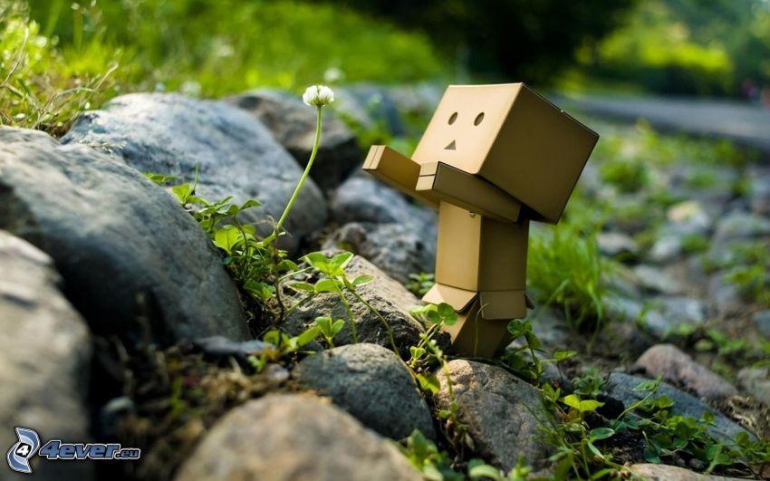 robot di carta